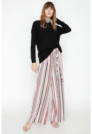KOTON Раиран панталон с широки крачоли2 Жени