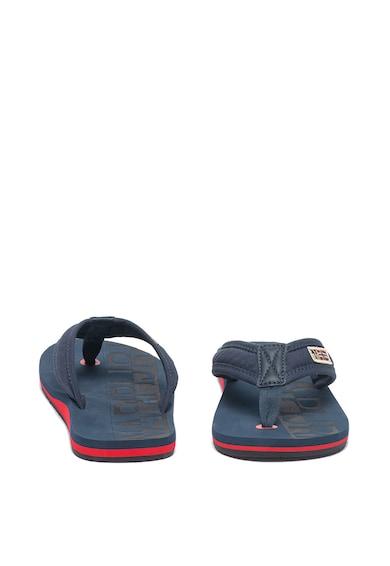 Napapijri Toledo flip-flop papucs logós foltrátéttel férfi
