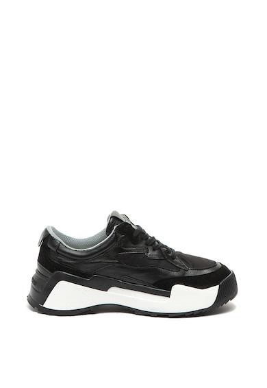 Napapijri Спортни обувки Blanche от кожа и велур Жени