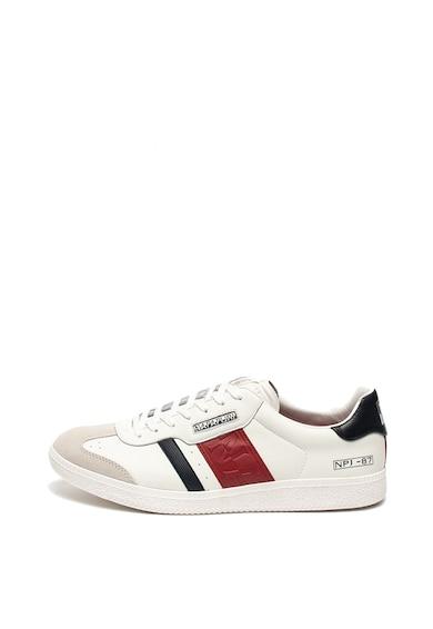 Napapijri Кожени спортни обувки Court Мъже