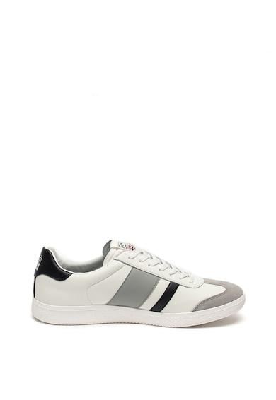 Napapijri Кожени спортни обувки Court 1 Мъже