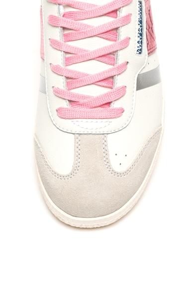 Napapijri Спортни обувки Cora от кожа и велур Жени