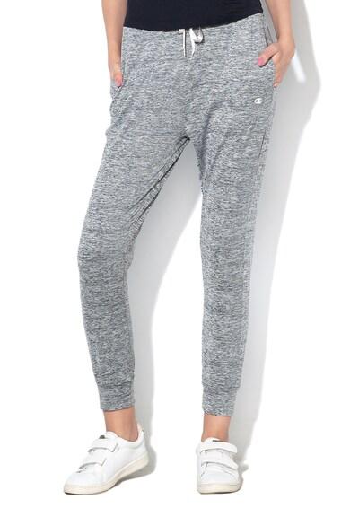 Champion Pantaloni cu talie elastica si snur, pentru fitness Femei