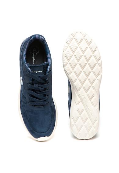 Champion Спортни обувки от текстил и велур с лого Мъже