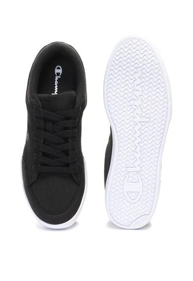 Champion Pantofi sport de panza si piele ecologica Deck Barbati