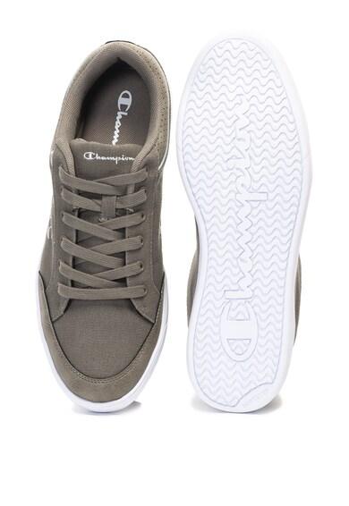 Champion Pantofi sport de panza si piele ecologica Deck S20975 Barbati