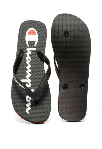 Champion Papuci flip-flop cu logo Sean Barbati