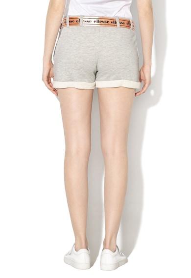 ELLESSE Pantaloni scurti din jerseu cu cordon cu logo Femei
