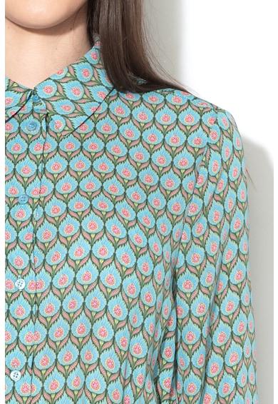 Silvian Heach Collection Camasa tip rochie cu buzunare Zibbo Femei