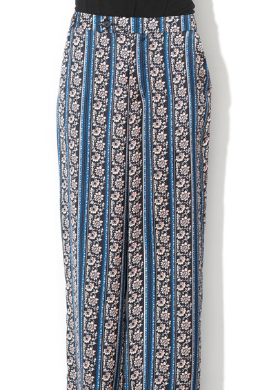 Silvian Heach Collection Панталон Palacio от сатен Жени