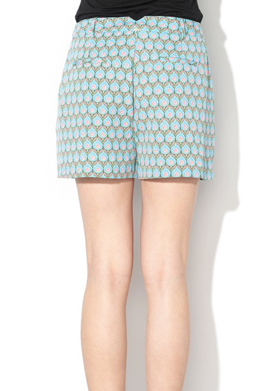 Silvian Heach Collection Pantaloni scurti cu imprimeu floral Guane Femei