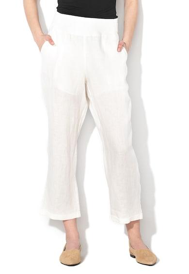 Silvian Heach Collection Pantaloni de in cu talie elastica Fenaia Femei