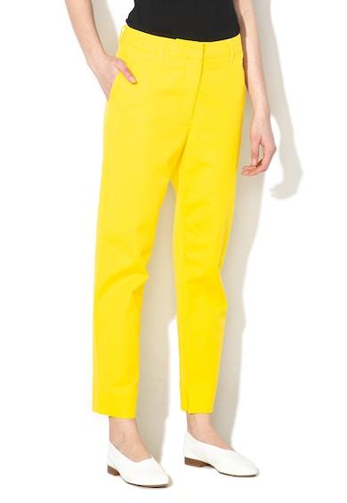 Silvian Heach Collection Pantaloni conici cu buzunare oblice Femei