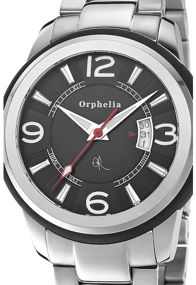 Orphelia Овален часовник с метална верижка Мъже