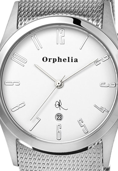 Orphelia Овален часовник с мрежеста верижка Мъже