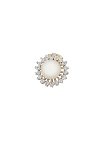 Maiocci Los Angeles Ръчно изработени обеци с кристали и перли Жени