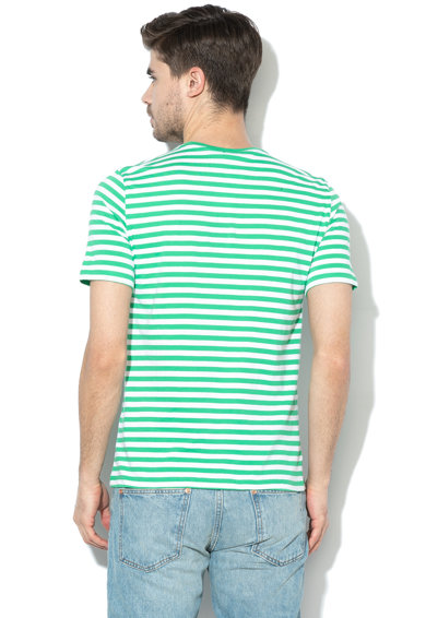 United Colors of Benetton Tricou cu model in dungi Barbati
