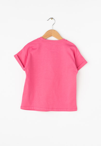 United Colors of Benetton Tricou cu text stralucitor Fete