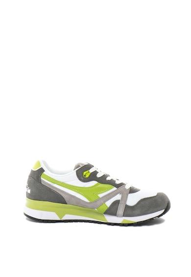 Diadora N9000 III sneakers nyersbőr szegélyekkel férfi
