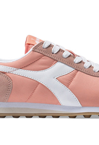 Diadora Pantofi sport cu insertii de piele intoarsa Sirio Femei