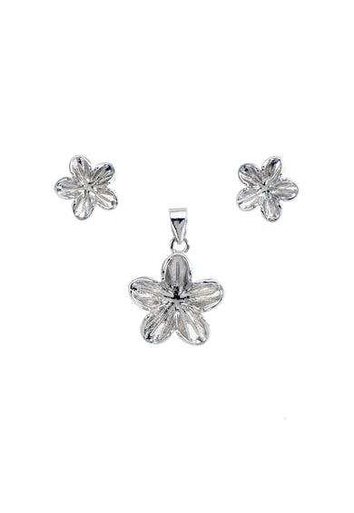 Rankine-Silver Set de cercei si pandantiv de argint 925 Femei