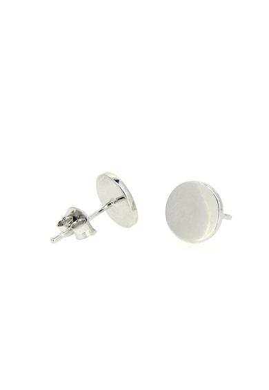 Rankine-Silver Cercei rotunzi cu tija, din argint 925 Femei