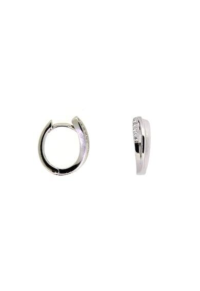Rankine-Silver Cercei din argint 925 cu cristale zirconia Femei
