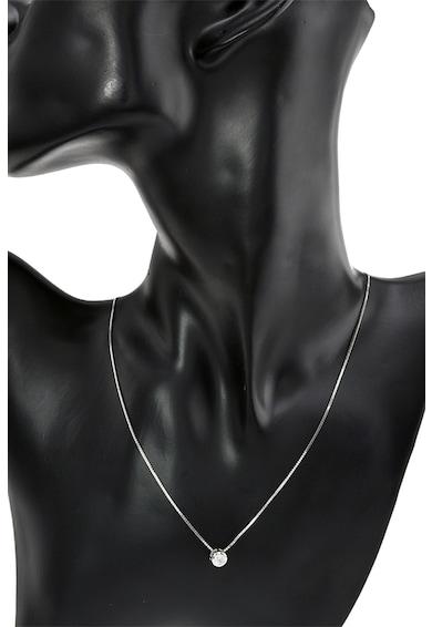 Rankine-Silver Colier din argint 925 cu pandantiv zirconia Femei