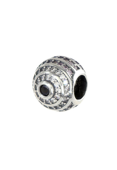 Rankine-Silver Talisman de argint 925 decorat cu zirconia Femei