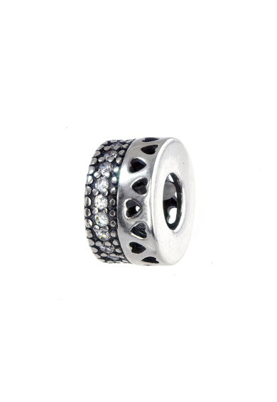 Rankine-Silver Talisman de argint cu cristale Femei