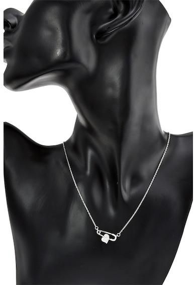 Rankine-Silver Colier de argint cu cristale Femei