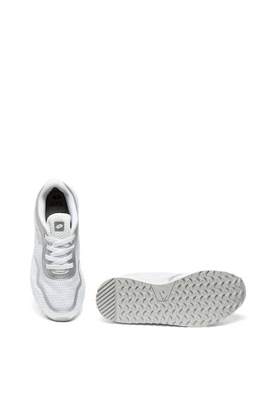 Lotto Hálós anyagú és műbőr sneaker vastag talppal női