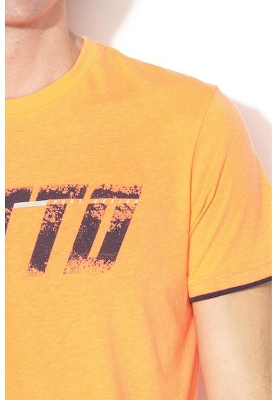 Lotto Тениска с контрастно лого Мъже