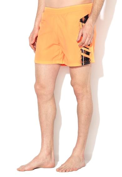 Lotto Pantaloni scurti de baie cu imprimeu logo Barbati