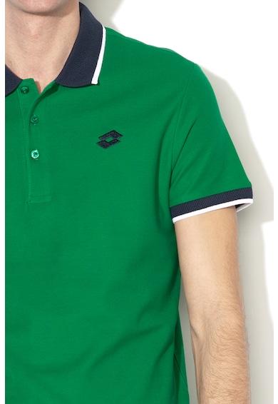 Lotto Тениска с яка от пике Мъже