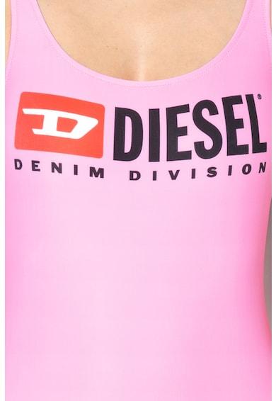 Diesel Цял бански Flam с лого Жени