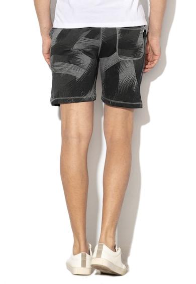 Diesel Pantaloni scurti cu model abstract Pan Barbati
