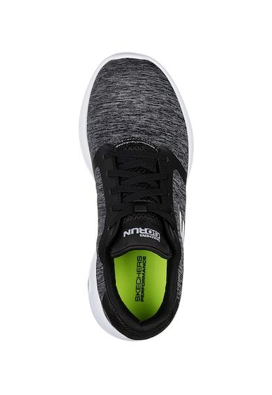 Skechers Pantofi sport din material textil Go Run 600-Divert Femei