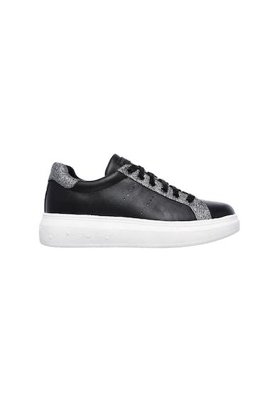 Skechers High Street-Glitter Highway bőr sneakers cipő női