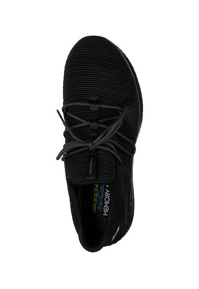 Skechers Спортни обувки Matera с плетена мрежа Мъже