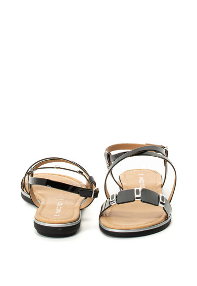 Marco Tozzi Sandale de piele lacuita Femei