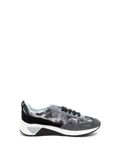 Diesel Спортни обувки S-KB с камуфлажна шарка Мъже