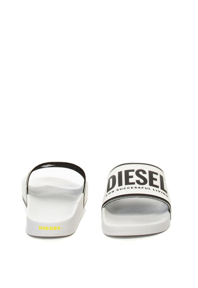 Diesel Papuci cu logo Valla Femei