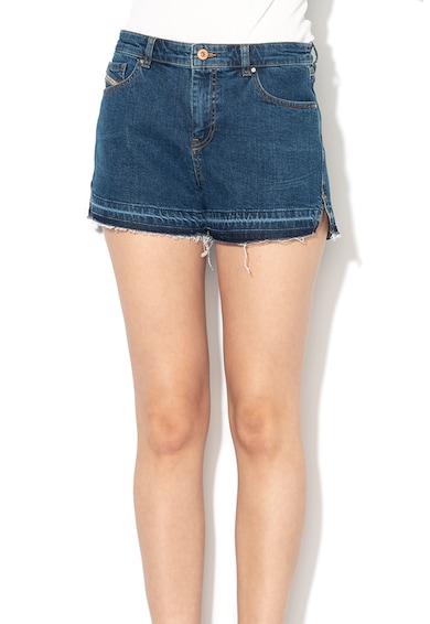 Diesel Pantaloni scurti de denim Saby Femei