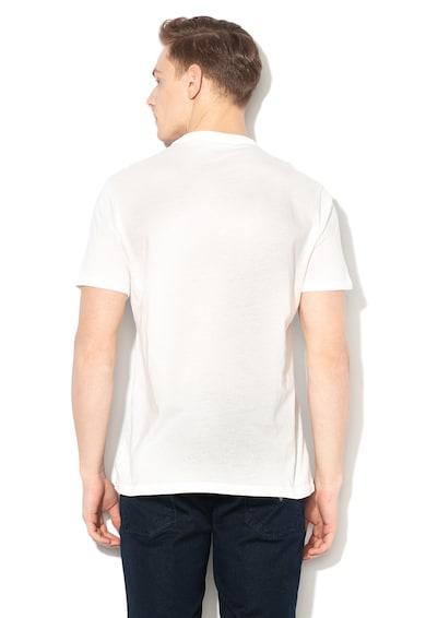 GAP Памучна тениска с пришито лого Мъже