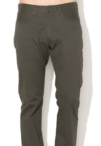 GAP Pantaloni slim fit cu 5 buzunare Barbati