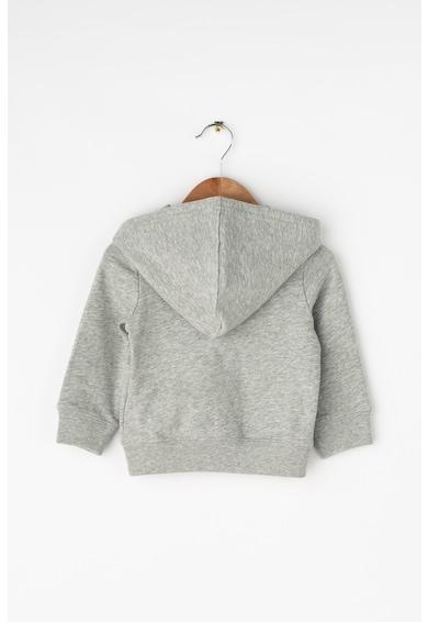 GAP Cipzáras kapucnis pulóver logómintával Lány