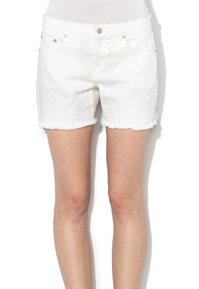 GAP Pantaloni scurti din denim cu terminatii cu franjuri Femei