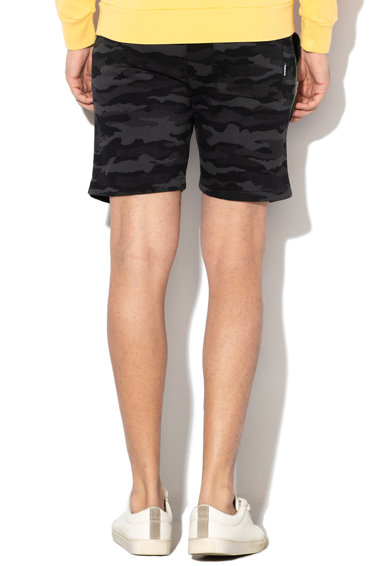 Diesel Pantaloni de casa, cu imprimeu camuflaj Pan Barbati