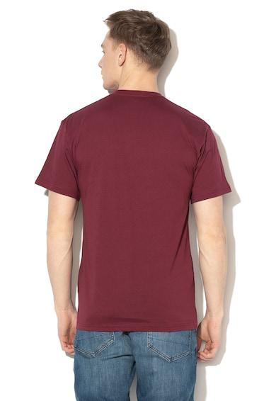 Vans Памучна тениска Classic с лого Мъже